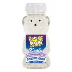 Koala Blueberries and Cream  Flavored Lubricant - 6 Oz.