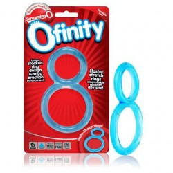 Ofinity Double Ring - Blue