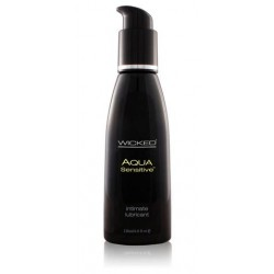 Aqua Sensitive Water-Based Lubricant - 4 oz.