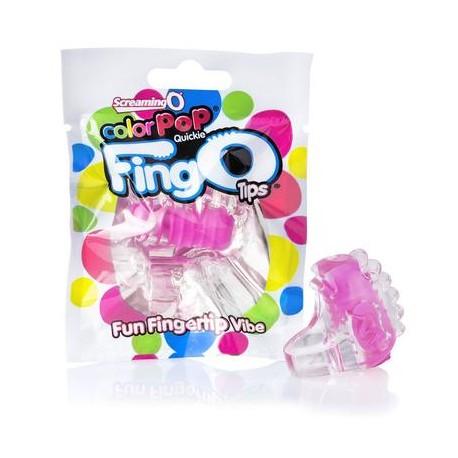 Colorpop Quickie Fingo Tips - Pink