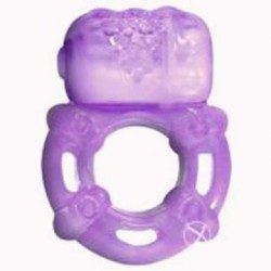 Super Stud Orgasmix Ring - Purple