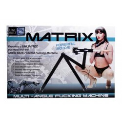 Love Botz Matrix Multi-angle Sex Machine