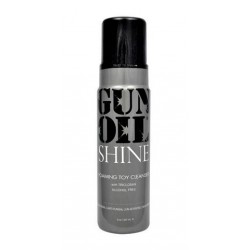 Gun Oil Shine Foaming Toy Cleanser - 8 oz.