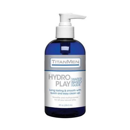 Titanmen Hydro Play Water  Based Glide