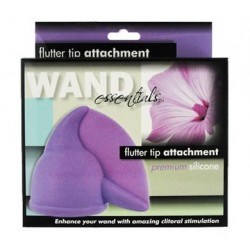 Flutter Tip Wand Attachment  - Purple