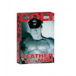 Colt Leather Men Playing Cards - Bulk
