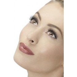 Eyelashes - Black - Natural  Lengthen