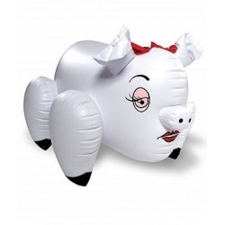 Erotic Love Piggie Blow-Up