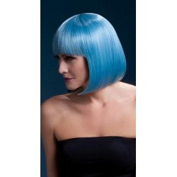Elise Wig - Pastel Blue