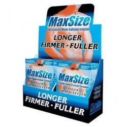 Max Size 2 Pill Packs- 24 Piece Display