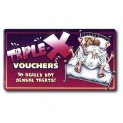 Triple-X Vouchers - Each