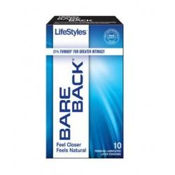 Lifestyles Bareback - 10 Pack