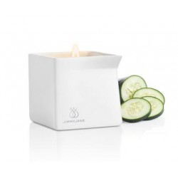 Afterglow Cucumber Water Massage Candle - 4.5 oz.