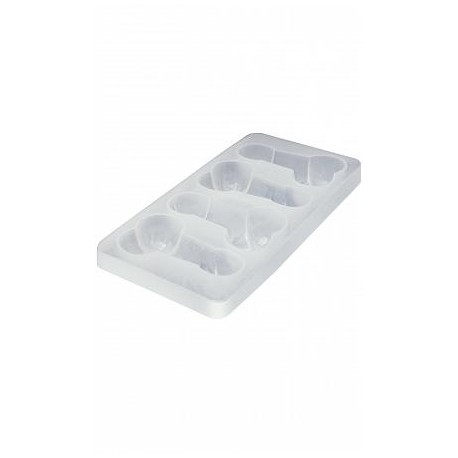Sexy Ice Cube Tray Big Penis - 4 Cubes