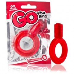 Go Vibe Ring Red