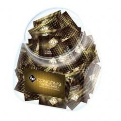 Id Extra Large Condoms Jar  - 144 Pieces