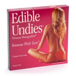 Female Edible Undies - Passion Fruit