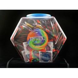 Trustex Assorted Colors -  288 Piece Fishbowl
