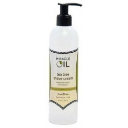 Miracle Oil Shave Cream - 8  Fl. Oz.