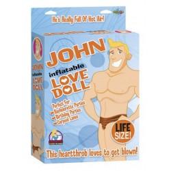 John Doll With Box