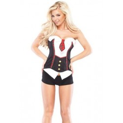 School Girl Corset - Medium