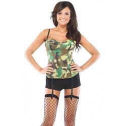 Army Bustier - Small