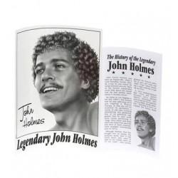 John Holmes  Cocks - UR3 - White
