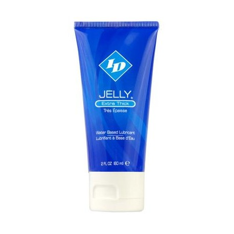 ID Jelly Extra Thick  Water-based  Lubricant - 2 Oz.