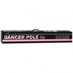 Private Dancer Pole Kit - Pink