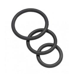 Nitrile C Ring Set Black
