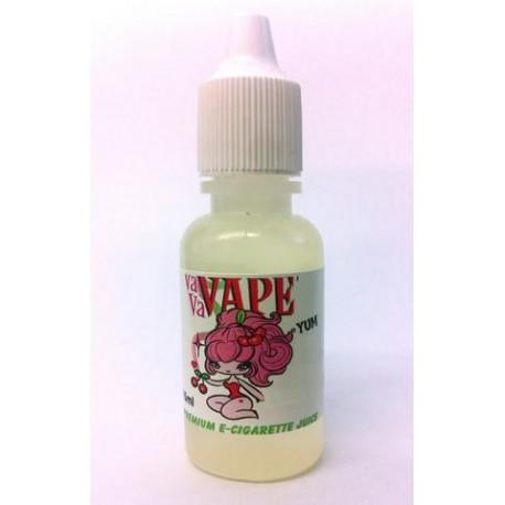 Vavavape Premium E-Cigarette Juice - Tangerine 15ml - 0mg