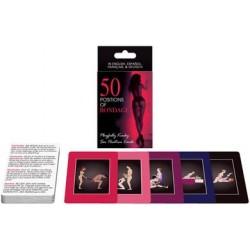 50 Positions of Bondage