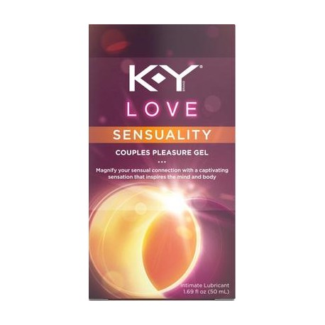 Ky Love Sensuality Couples  Pleasure Gel 1.89 Oz