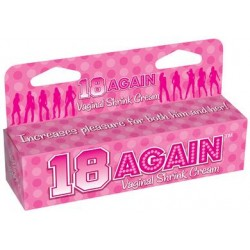18 Again Vaginal Shrink Cream