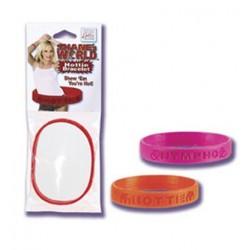 Shane's World Hottie Bracelet  Red