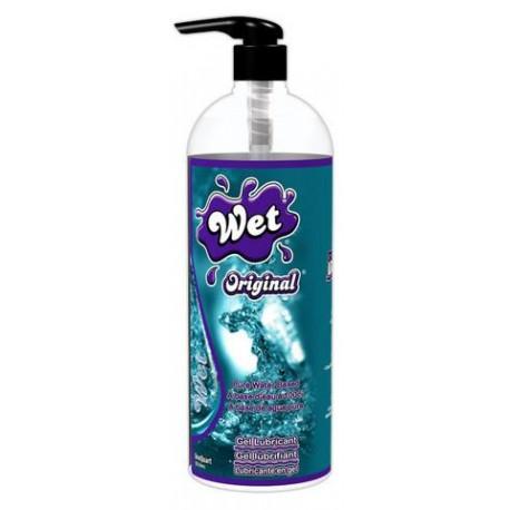 Wet Original Gel Lubricant - One Quart