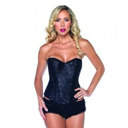 Sequin Bustier - Large