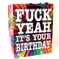 F*ck Yeah It's Your Birthday -  Gift Bag