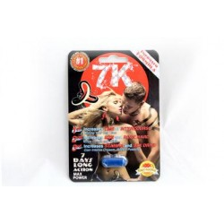 7k - Single Pill