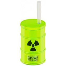 Glow-in-the Dark Toxic Cup