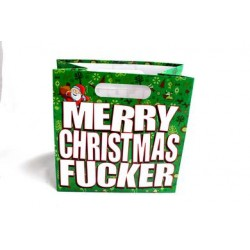 Merry Christmas Fucker - Gift Bag