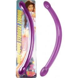 Double Trouble Slender Bender - Purple