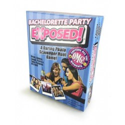 Bachelorette Party Exposed! Game