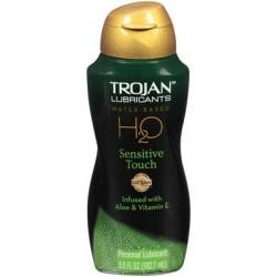 Trojan H2o Sensitive Touch 5.5  Oz