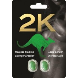 Kangaroo 2k Pill for Men Single Pill