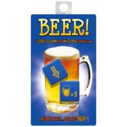 Beer! - Large Dice Game