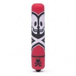 Tokidoki Death Do Us Single Speed Mini Bullet Vibrator