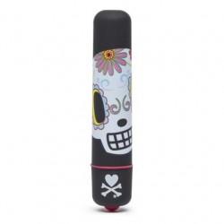Tokidoki Dia De Los Muertos Single Speed Mini Bullet Vibrator