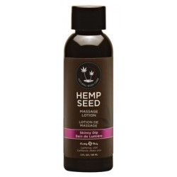 Hemp Seed Massage Lotion - Skinny Dip - 2 Fl. Oz.  / 60 Ml