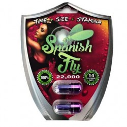 Spanish Fly 22,000 - 2 Pills
